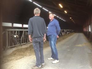 Bennie Schreur in gesprek met Simon de Jong