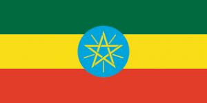 vlag Ethiopie